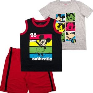 Mickey Mouse 'M28' Short Set